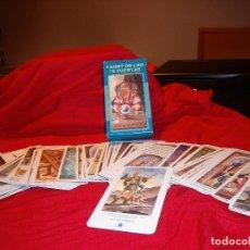 Libros de segunda mano: TAROT DE GUSTAV KLIM. Lote 78854037