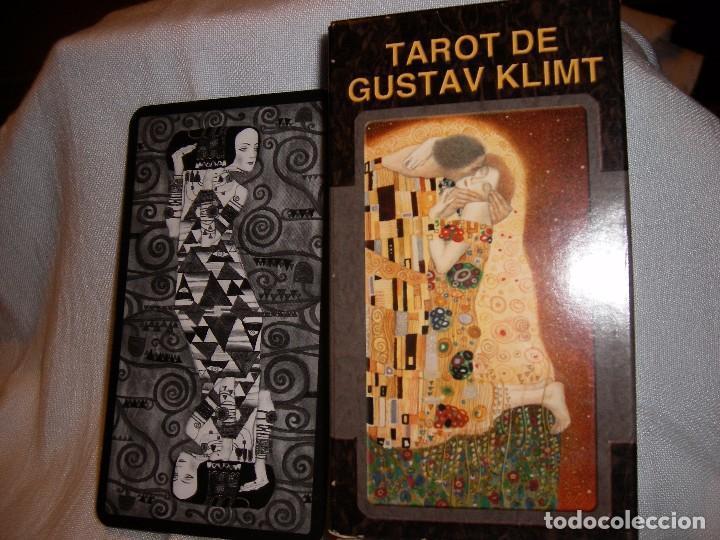 Libros de segunda mano: TAROT DE GUSTAV KLIM - Foto 2 - 78854037