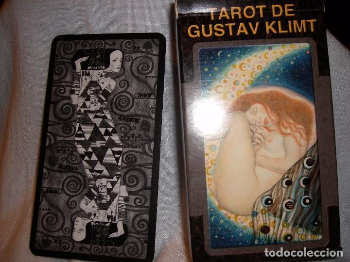 Libros de segunda mano: TAROT DE GUSTAV KLIM - Foto 3 - 78854037