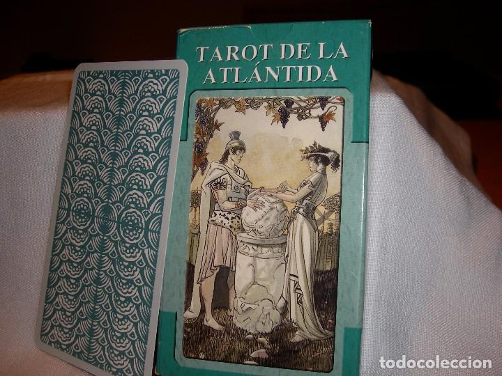 Libros de segunda mano: TAROT DE LA ATLÁNTIDA - Foto 3 - 78854465