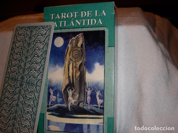 Libros de segunda mano: TAROT DE LA ATLÁNTIDA - Foto 4 - 78854465