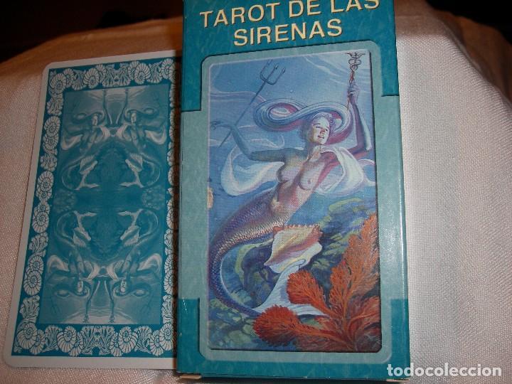 Libros de segunda mano: TAROT DE LAS SIRENAS - Foto 3 - 78855309