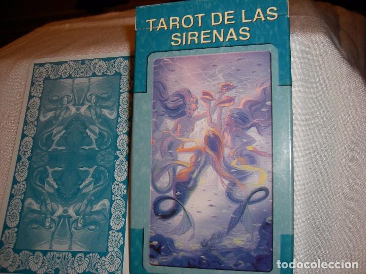 Libros de segunda mano: TAROT DE LAS SIRENAS - Foto 4 - 78855309