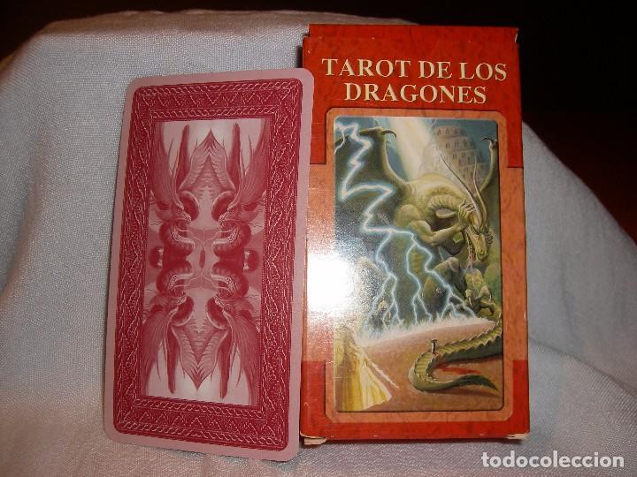 Libros de segunda mano: TAROT DE LOS DRAGONES - Foto 3 - 78856877