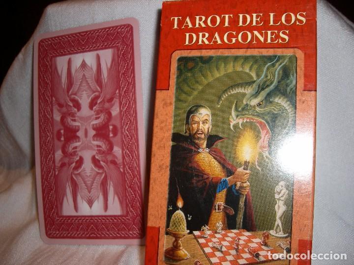 Libros de segunda mano: TAROT DE LOS DRAGONES - Foto 4 - 78856877