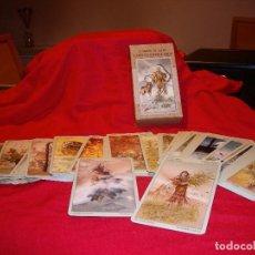 Libros de segunda mano: TAROT DE LOS NATIVOS AMERICANOS. Lote 78857433
