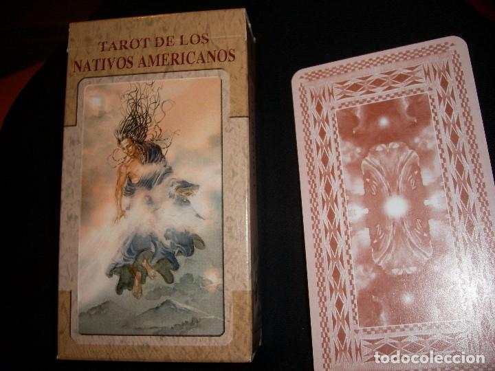 Libros de segunda mano: TAROT DE LOS NATIVOS AMERICANOS - Foto 4 - 78857433