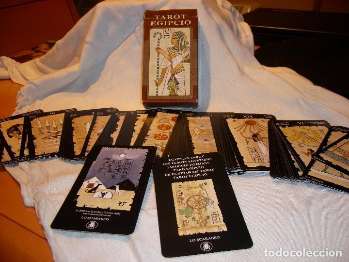 Libros de segunda mano: TAROT EGIPCIO - Foto 2 - 78864105