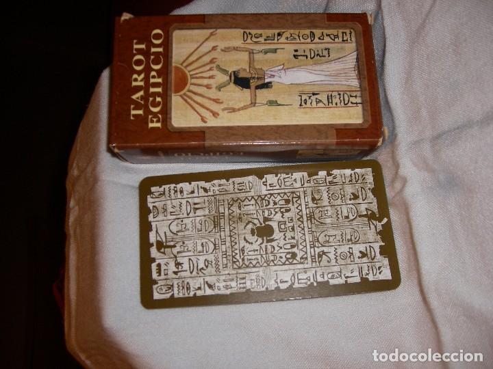 Libros de segunda mano: TAROT EGIPCIO - Foto 3 - 78864105