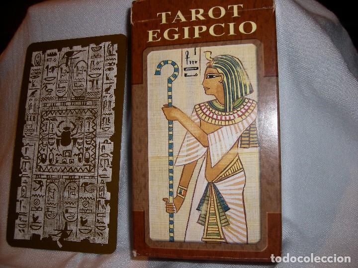 Libros de segunda mano: TAROT EGIPCIO - Foto 4 - 78864105