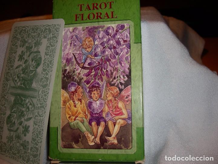 Libros de segunda mano: TAROT FLORAL - Foto 3 - 78865357