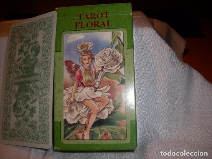 Libros de segunda mano: TAROT FLORAL - Foto 4 - 78865357