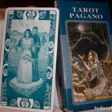 Libros de segunda mano: TAROT PAGANO. Lote 78866309