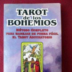 Libros de segunda mano: TAROT DE LOS BOHEMIOS. PAPUS. EDITORIAL HUMANITAS. Lote 88100664