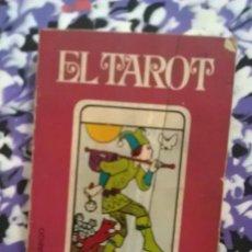 Libros de segunda mano: EL TAROT - ALFRED DOUGLAS. Lote 89191924