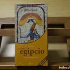 Libros de segunda mano: EL TAROT EGIPCIO - LAURA TUAN. Lote 91716060