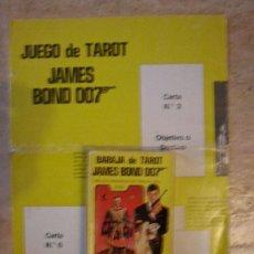 Libros de segunda mano: TAROT JAMES BOND. Lote 93194605