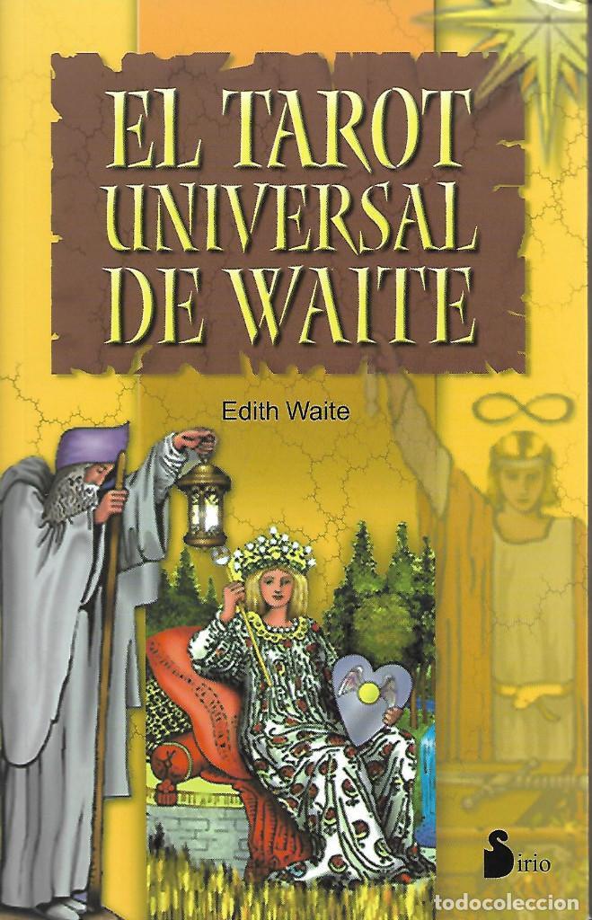 LIBRO EL TAROT UNIVERSAL DE WAITE (Libros de Segunda Mano - Parapsicología y Esoterismo - Tarot)