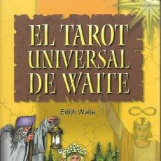 Libros de segunda mano: LIBRO EL TAROT UNIVERSAL DE WAITE. Lote 94845299