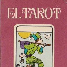 Libros de segunda mano: EL TAROT / ALFRED DOUGLAS - 1ª EDICIÓN, 1976. Lote 95496431