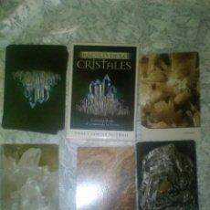 Libros de segunda mano: TAROT DE LOS CRISTALES . Lote 95790275