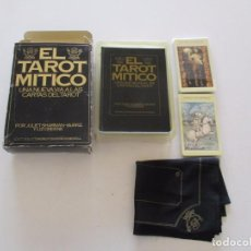 Libros de segunda mano: JULIET SHARMAN-BURKE, LIZ GREENE. EL TAROT MÍTICO. RMT82401. . Lote 95873175