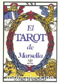 EL TAROT DE MARSELLA - LA TABLA ESMERALDA - POR PAUL MARTEAU 1988 (Libros de Segunda Mano - Parapsicología y Esoterismo - Tarot)