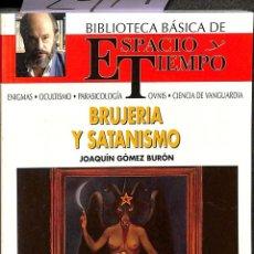 Libros de segunda mano: BRUJERIA Y SATANISMO .. Lote 98373732