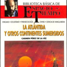 Libros de segunda mano: LA ATLÁNTIDA Y OTROS CONTINENTES SUMERGIDOS .. Lote 98373736