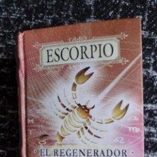Libros de segunda mano: LIBRO MINIATURA HORÓSCOPO ESCORPIO.. Lote 98577583