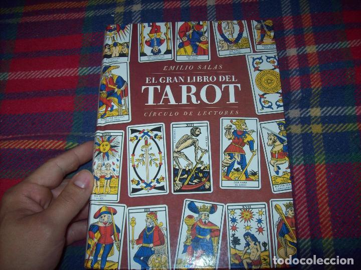 El gran libro del Tarot de Emilio Salas | Descargar ePub