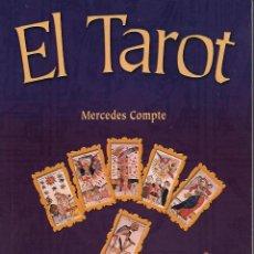 Libros de segunda mano: LIBRO EL TAROT 174 PAGINAS Y FOTOS. Lote 100283451