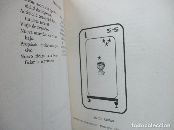 Libros de segunda mano: EL TAROT. LA BARAJA PROFÉTICA. JOSS IRISH. 1975. - Foto 5 - 102332131