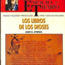Libros de segunda mano: LOS LIBROS DE LOS DIOSES.. Lote 106139606