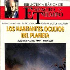 Libros de segunda mano: LOS HABITANTES OCULTOS DEL PLANETA .. Lote 106139614