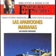 Libros de segunda mano: LAS APARICIONES MARIANAS .. Lote 106139698