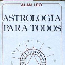 Libros de segunda mano: HOROSCOPO PARA TODOS.. Lote 106141412