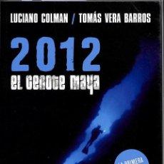 Libros de segunda mano: 2012 EL CENOTE MAYA .. Lote 106143624