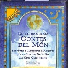 Libros de segunda mano: EL LLIBRE DELS CONTES DEL MON (CATALÁN).. Lote 106146112