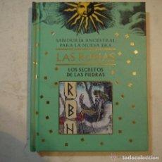 Libros de segunda mano: SABIDURÍA ANCESTRAL PARA LA NUEVA ERA. LAS RUNAS ANDERS ANDERSSON. Lote 108363927