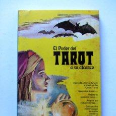 Libros de segunda mano: EL PODER DEL TAROT A SU ALCANCE. SWAMI BAHRI PRAHNI. MINERVA BOOKS 1972. ILUSTRADO.. Lote 108887754