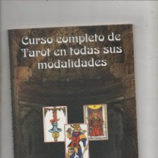 Livros em segunda mão: CURSO COMPLETO DE TAROT EN TODAS SUS MODALIDADES - BRUNO BETZ.DA. Lote 108920831