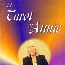Libros de segunda mano: EL TAROT DE ANNIE Y SUS SECRETOS ANNIE COSTA . Lote 109148323