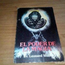 Libros de segunda mano: LIBRO DE MAGIA NEGRA MUY INTERESANTE. Lote 110263887