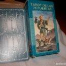 Libros de segunda mano: TAROT DE LAS 78 PUERTAS. Lote 113420215