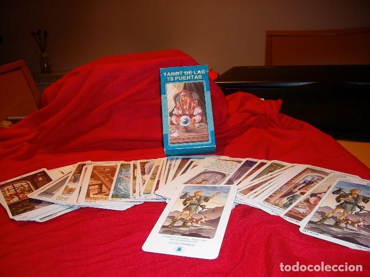 Libros de segunda mano: TAROT DE LAS 78 PUERTAS - Foto 3 - 113420215