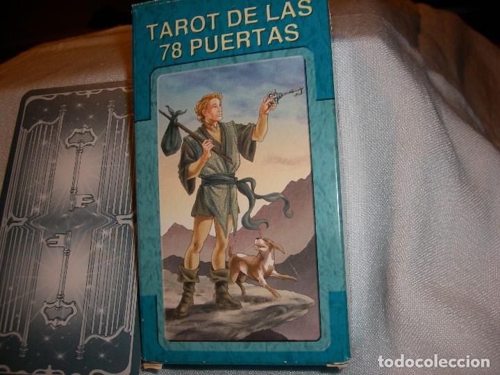 Libros de segunda mano: TAROT DE LAS 78 PUERTAS - Foto 4 - 113420215