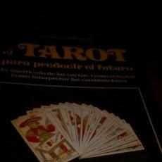 Libros de segunda mano: EL TAROT PARA PREDECIR EL FUTURO . DE VECCHI. Lote 116865883