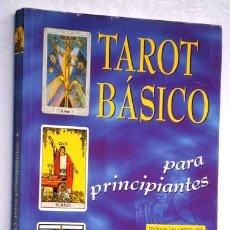 Libros de segunda mano: TAROT BÁSICO PARA PRINCIPIANTES POR BÜRGER Y FIEBIG DE EDICIONES ALFAOMEGA EN MADRID 2003. Lote 120974183