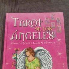 Livros em segunda mão: TAROT DE LOS ANGELES: CONOCER EL FUTURO A TRAVES DE 78 CARTAS. Lote 121663467